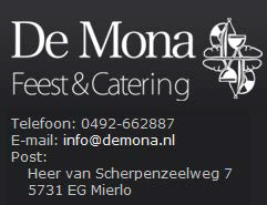 Partycentrum De Mona | Feest & Catering
