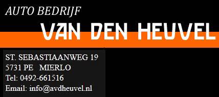 Autobedrijf Van den Heuvel